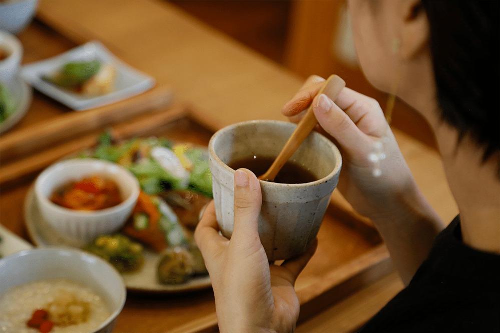 NAGOMI CAFE 753 梅醤番茶