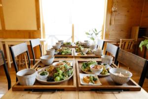 体にやさしい食事/NAGOMI CAFE 753